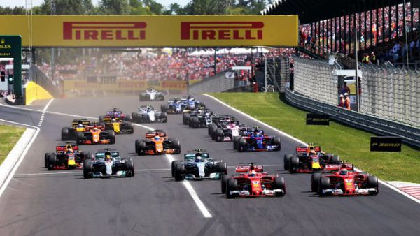 Формула-1 возвращается на украинское ТВ