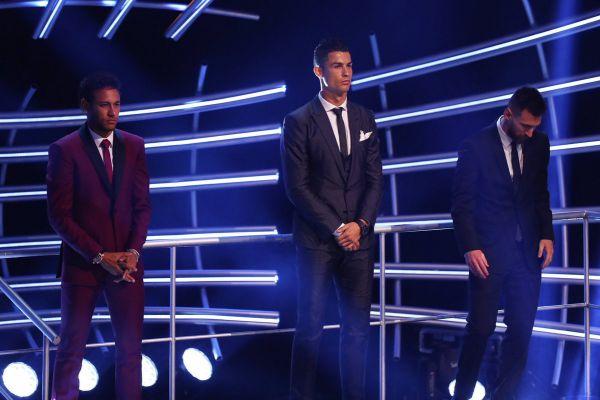 ФІФА: Роналду— кращий гравець світу