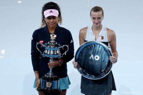 Як Осака здолала Квітову в фіналі  Australian Open (ФОТО)