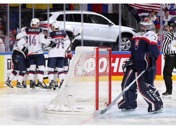 ЧМ-2017 по хоккею. США разбили словаков, успех Чехии, Швеции и Финляндии