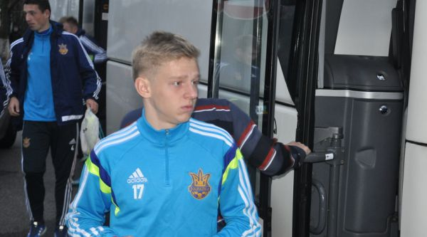 """Зінченко перейде в """"Боруссію"""" Д"""