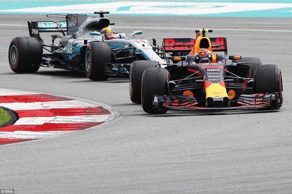Формула-1. Ферстаппен выиграл гонку в Малайзии, Хэмилтон – 2-й, Феттель – 4-й