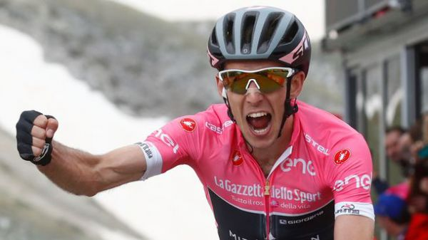 Джиро д'италия. 15 этап. Йейтс побеждает и укрепляет лидерство в зальном зачете
