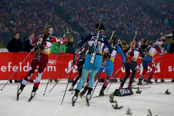 Биатлон. Украина провалила Рождественскую гонку