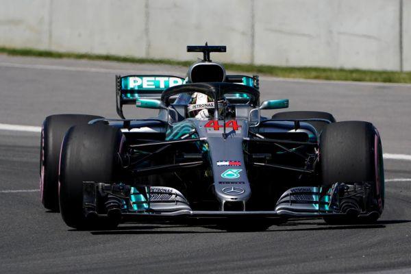 Формула-1. Хэмилтон покорил обе практики во Франции