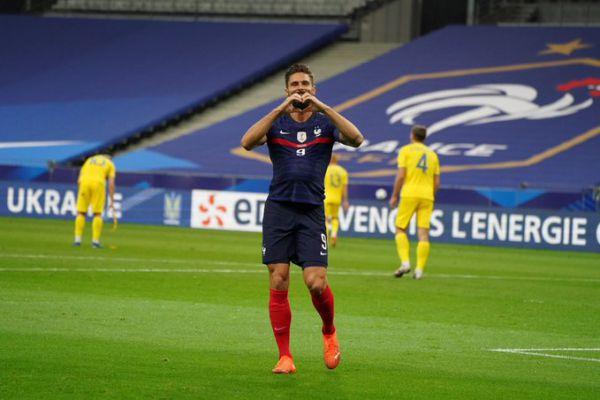 Товариський матч. Франція - Україна - 7:1 (ВІДЕО)