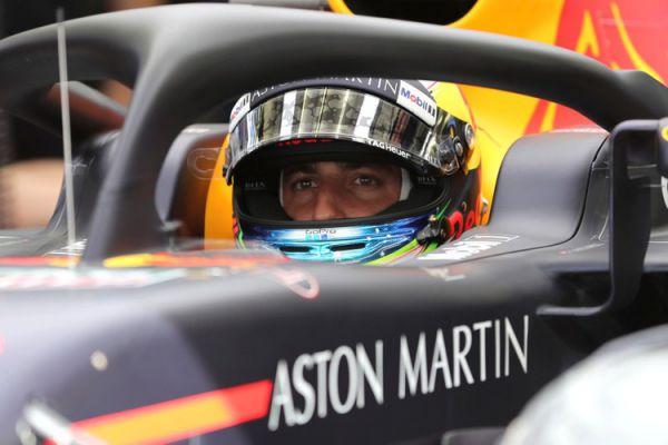 Формула-1. Риккардо выиграл гонку в Китае, Феттель – восьмой после аварии