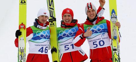 strongНа ванкуверській Олімпіаді розіграно перший комплект нагород/strong (58.32 Kb)