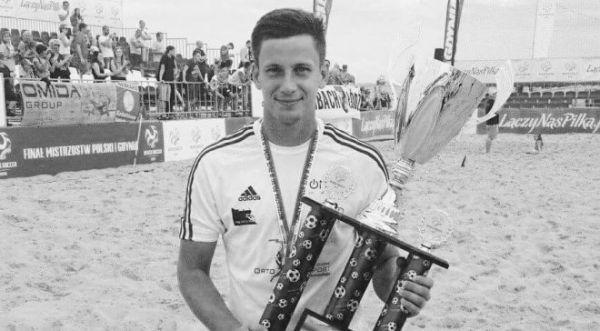 Игрок сборной Украины умер от рака в 29 лет