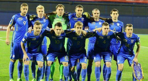 Збірна України просунулась воновленому рейтингу ФІФА