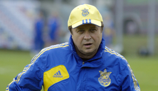 Тренер збірної України: Нам не потрібні Марлос і Тайсон
