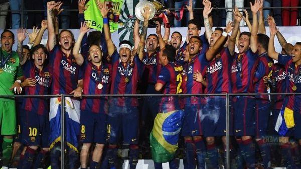 """Суперкубок УЄФА. """"Барселона"""" - """"Севілья"""". Анонс, суддя, трансляція"""