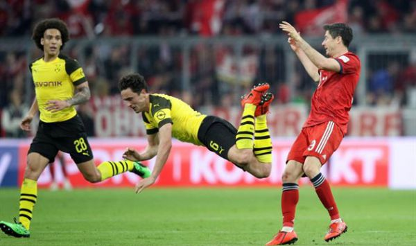 Суперкубок Німеччини.