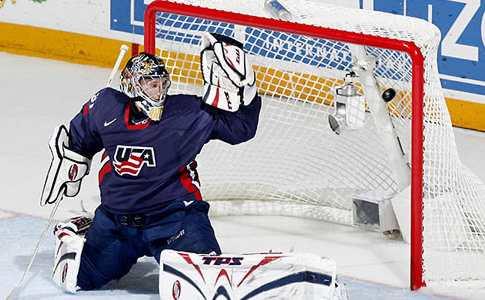 Чемпіонат світу. Канада перемогла США