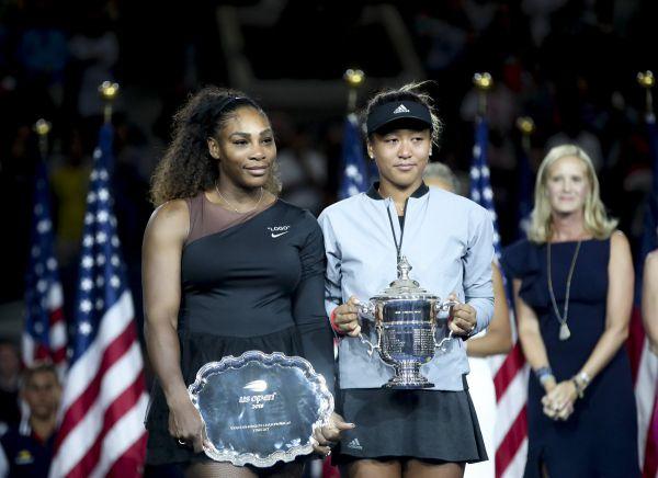 US Open. Фінал. Наомі Осака - Серена Вільямс - 2:0 (ВІДЕО)