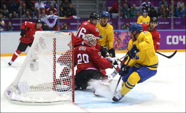 ЧС-2018 з хокею. Фінал. Швеція - Швейцарія. ОНЛАЙН