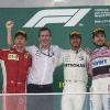 Формула-1. Кадри феєричного етапу в Баку (ФОТО)