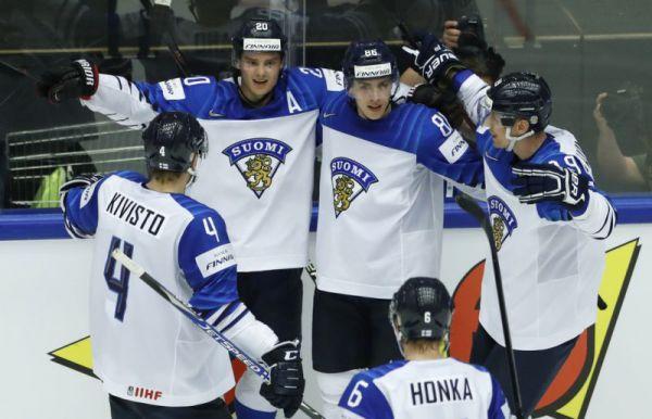 ЧМ-2018 по хоккею. Россия проиграла Швеции, Финляндия разбила США