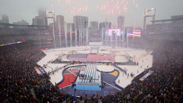 """НХЛ. """"Сент-Луис"""" выиграл """"Зимнюю классику"""", успех """"Нью-Джерси"""" и """"Ванкувера"""""""