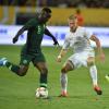 Видовищна нічия збірної України проти Нігерії (ФОТО)