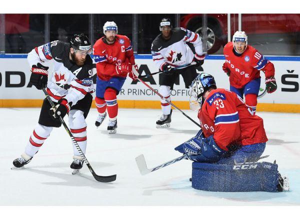 ЧС-2017 з хокею. Канада знищила Норвегію, Росія розтрощила Латвію