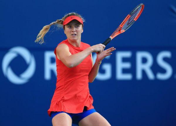 WTA Торонто. Фінал. Еліна Світоліна - Каролін Возняцкі - 6:4, 6:0 (ВІДЕО)