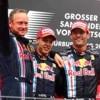 Гран-прі Німеччини. Повний тріумф команди