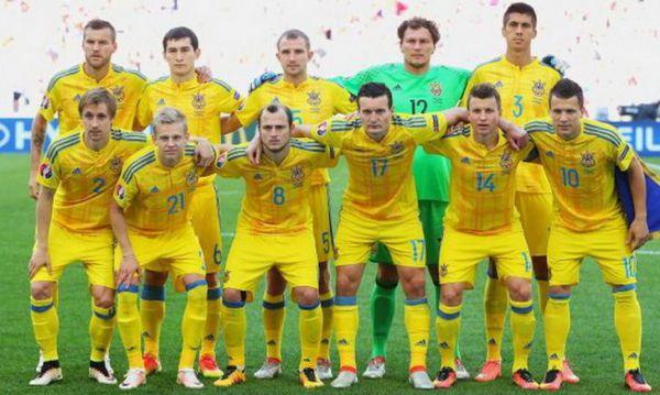 Україна втратила 5 позицій воновленому рейтингу ФІФА