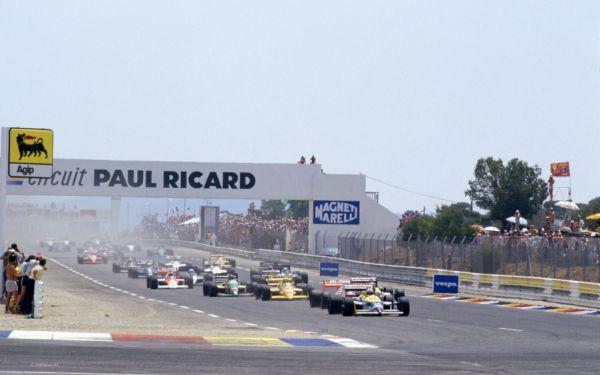 Гран-при Франции возвращается в Ф-1