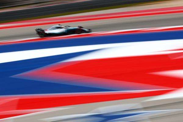 Формула-1. Гран-прі США. ОНЛАЙН