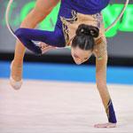Ганна Безсонова виборює бронзу на Чемпіонаті Світу (ФОТО)