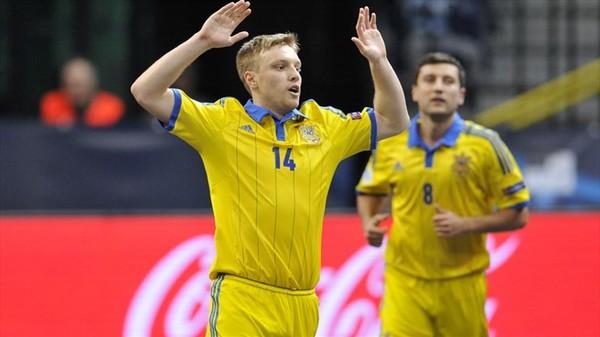 Футзал. Отбор Евро-2018. Украина минимально победила Бельгию