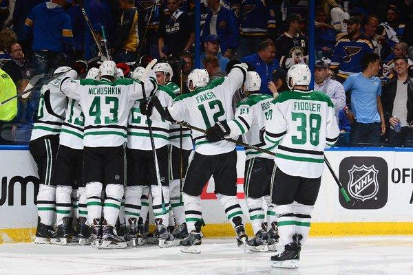 """НХЛ. """"Даллас"""" та """"Нешвілл"""" перемагають в овертаймах"""