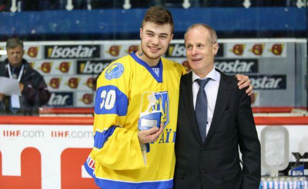 Федерация дисквалифицировала двух хоккеистов сборной Украины