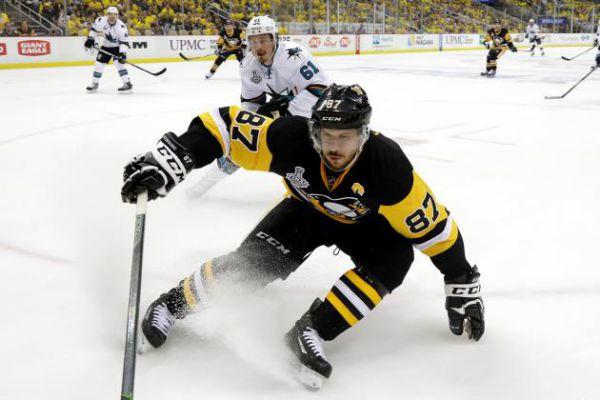 """НХЛ. """"Піттсбург"""" повів у фінальній серії"""