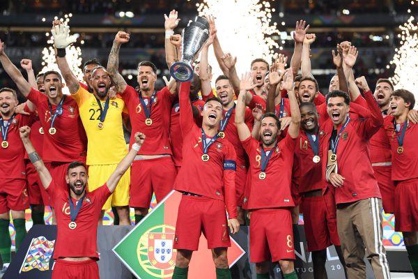 Ліга Націй. Як Португалія здолала Нідерланди в фіналі (ФОТО)