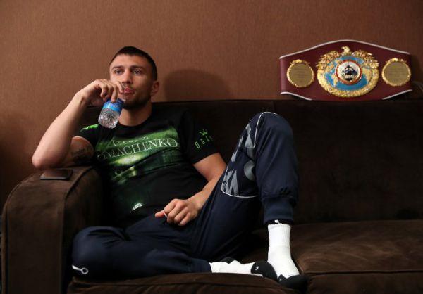 Бокс: Реванш із Салідо мені буде важливий ще рік,— Ломаченко