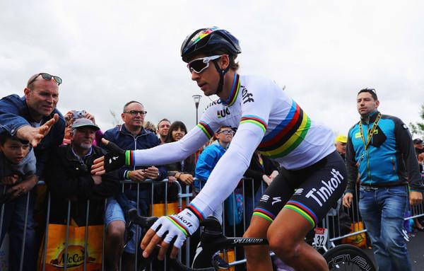 Тур де Франс. 2 етап. Саган виграв спринт і одягнув жовту майку
