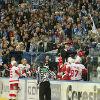 Бійки хокеїстів з вболівальниками (ВІДЕО)
