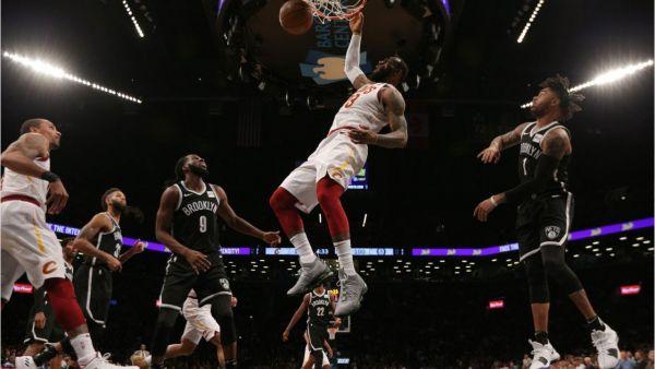 НБА. Фінал. Матч 1.