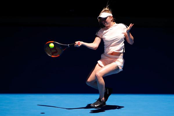 Australian Open. Еліна Світоліна - Деніса Аллертова. ОНЛАЙН