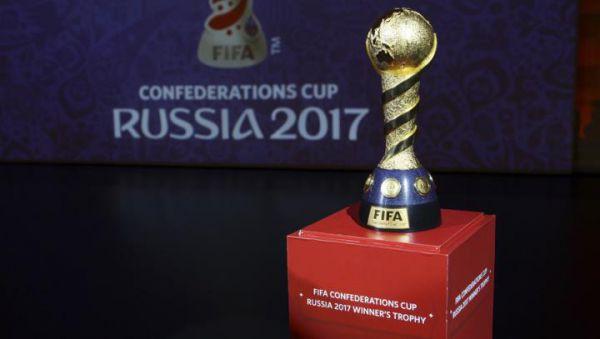 Кубок Конфедерацій. Мексика - Росія. ОНЛАЙН
