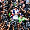Як Хемілтон став чотириразовим чемпіоном світу в Мексиці (ФОТО)