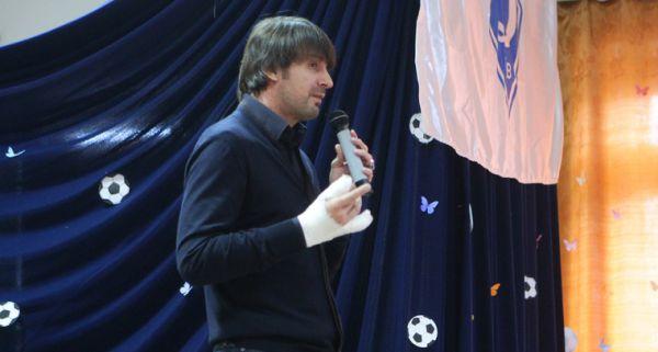Шовковський знявся у рекламі Ліги чемпіонів (ВІДЕО)
