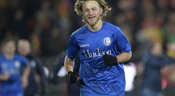 Безус забив божевільний гол у чемпіонаті Бельгії (ВІДЕО)