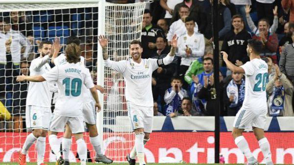 """Прімера. Впевнені звитяги """"Барселони"""" та """"Реала"""", ще плюс три очки для """"Атлетіко"""" (ФОТО)"""