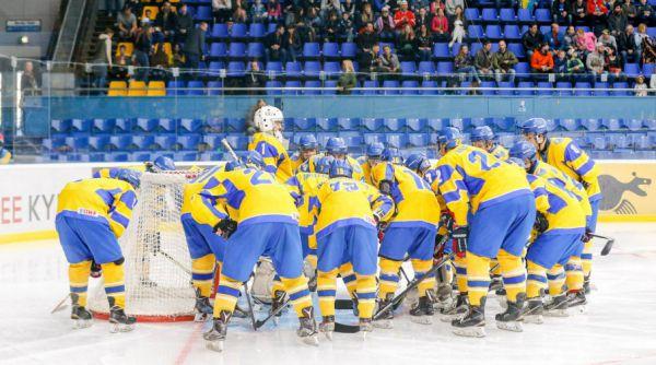 Хокей. Товариський матч. Україна - Латвія - 2:3 (ВІДЕО)