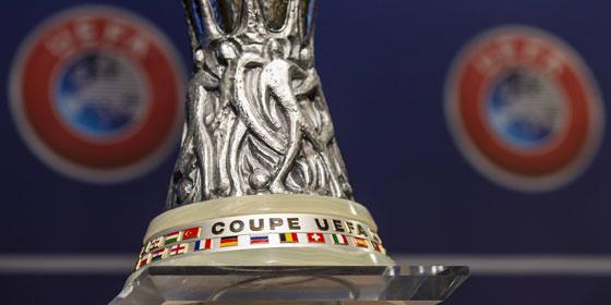 Ліга Європи. Усі результати жеребкування групового раунду