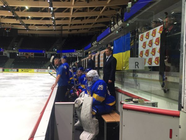ЧС з хокею. Україна - Румунія - 1:5 (ВІДЕО)