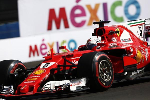 Формула-1. Феттель переиграл Хэмилтона в квалификации в Мексике